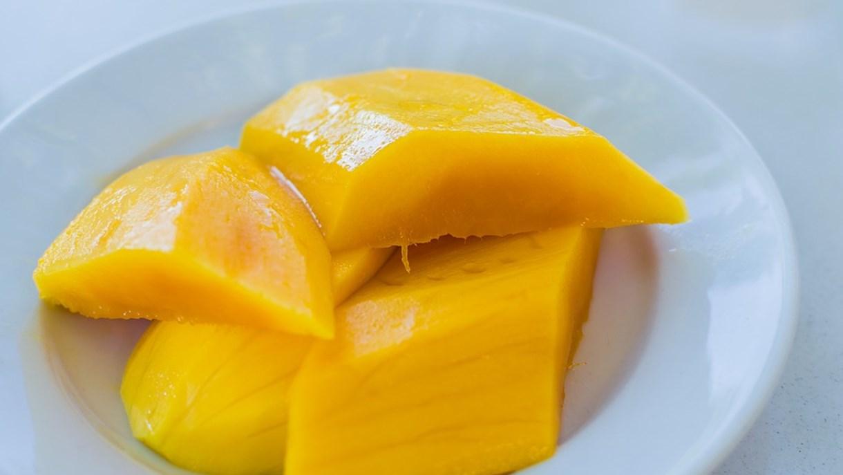 lody z mango